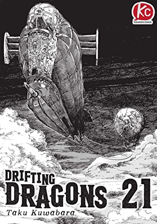 Drifting Dragons No.21