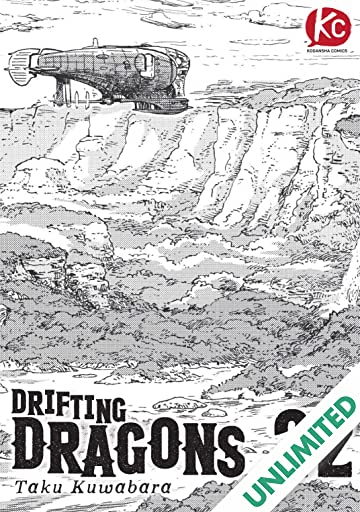 Drifting Dragons #22