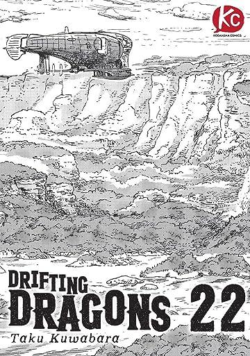 Drifting Dragons #22