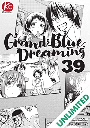 Grand Blue Dreaming #39