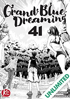 Grand Blue Dreaming #41