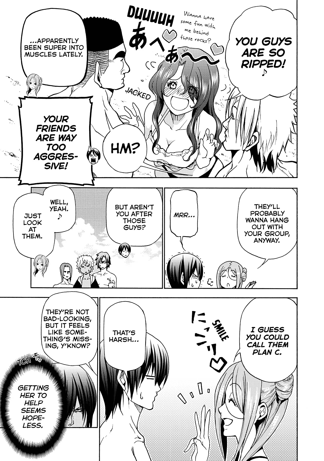 Grand Blue Dreaming #42