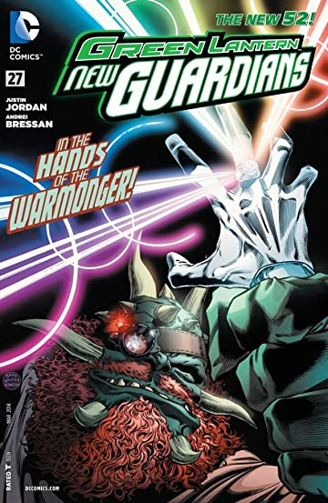 Green Lantern: New Guardians (2011-2015) #27