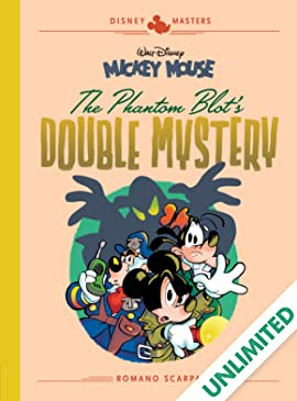 Disney Masters Vol. 5: Walt Disney's Mickey Mouse: The Phantom Blot's Double Mystery