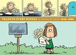 Peanuts Every Sunday Vol. 6: 1976–1980