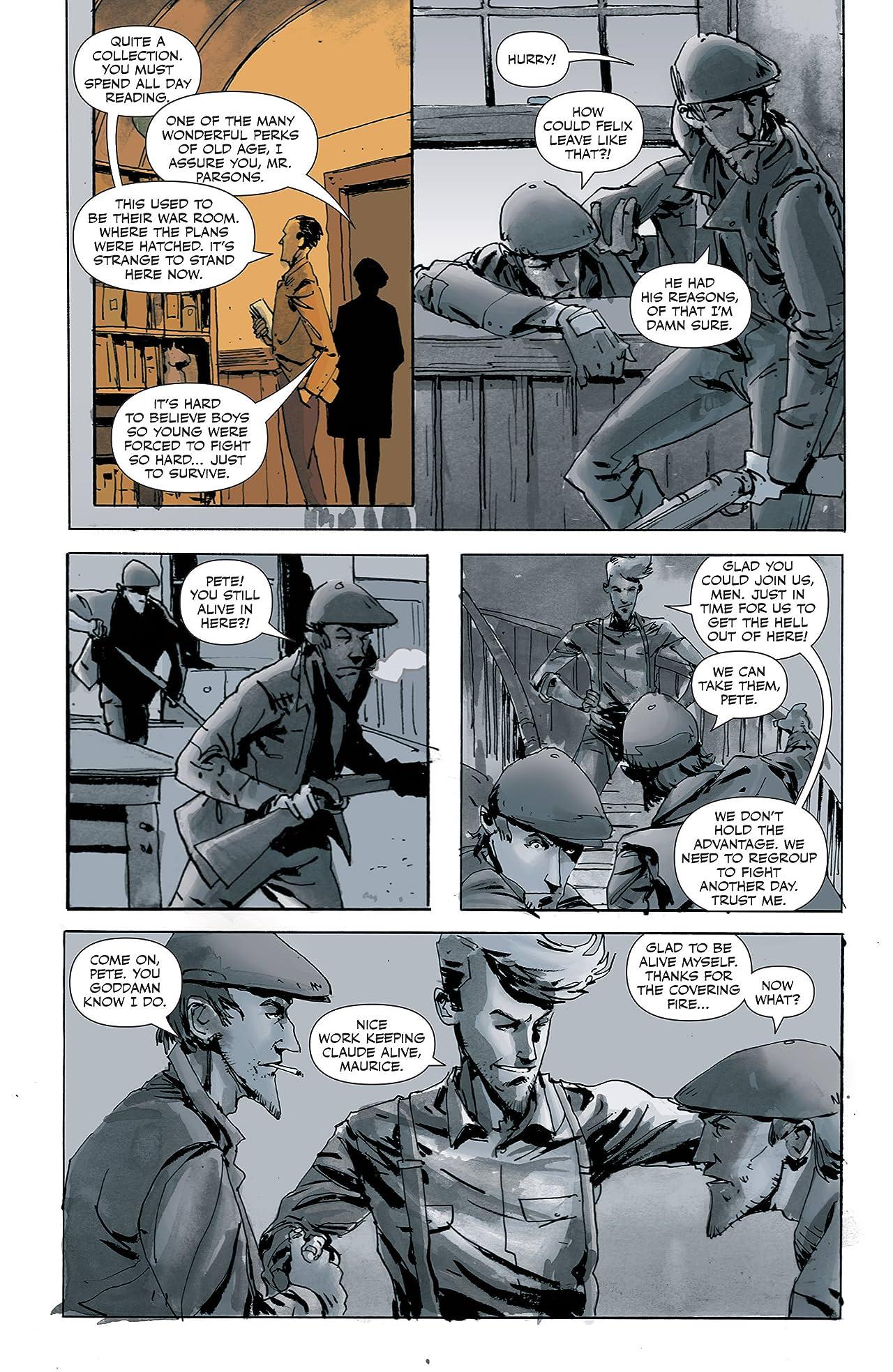 Peter Panzerfaust #16