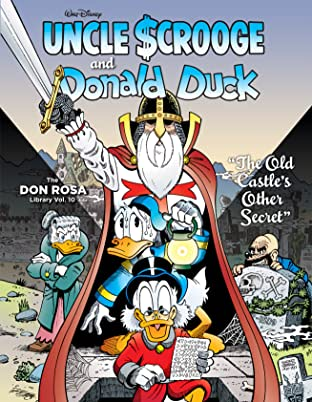 Walt Disney Uncle Scrooge and Donald Duck Tome 10: The Old Castle's Other Secret