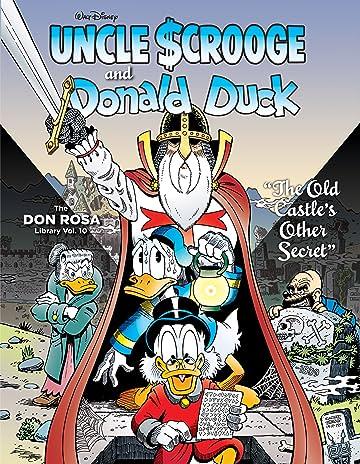 Walt Disney Uncle Scrooge and Donald Duck Vol. 10: The Old Castle's Other Secret