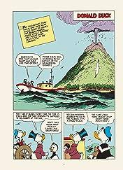 Walt Disney's Donald Duck Vol. 19: The Black Pearls of Tabu Yama