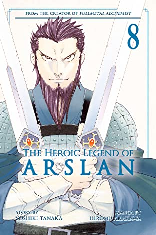 The Heroic Legend of Arslan Vol. 8