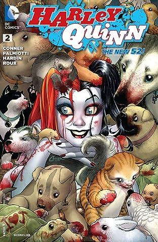 Harley Quinn (2013-2016) #2