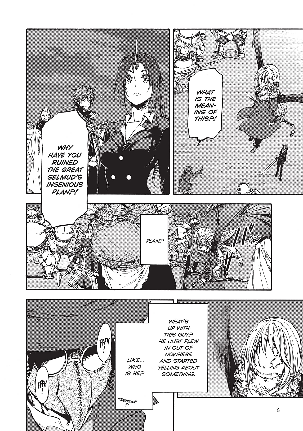 That Time I Got Reincarnated As A Slime Tome 5