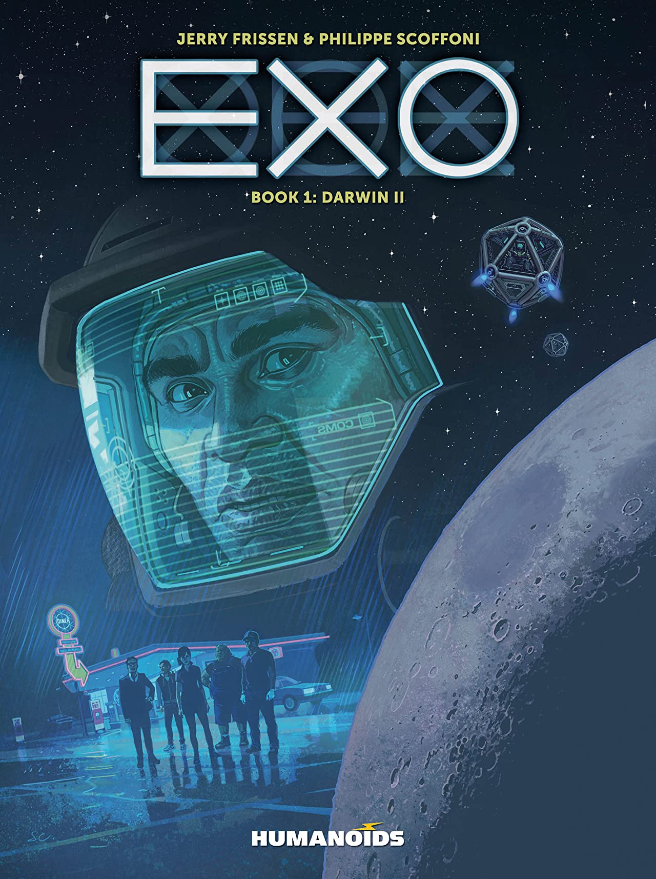 Exo (English) Vol. 1