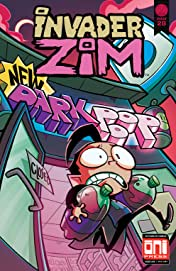 Invader Zim #29