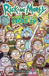 Rick and Morty: Pocket Like You Stole It