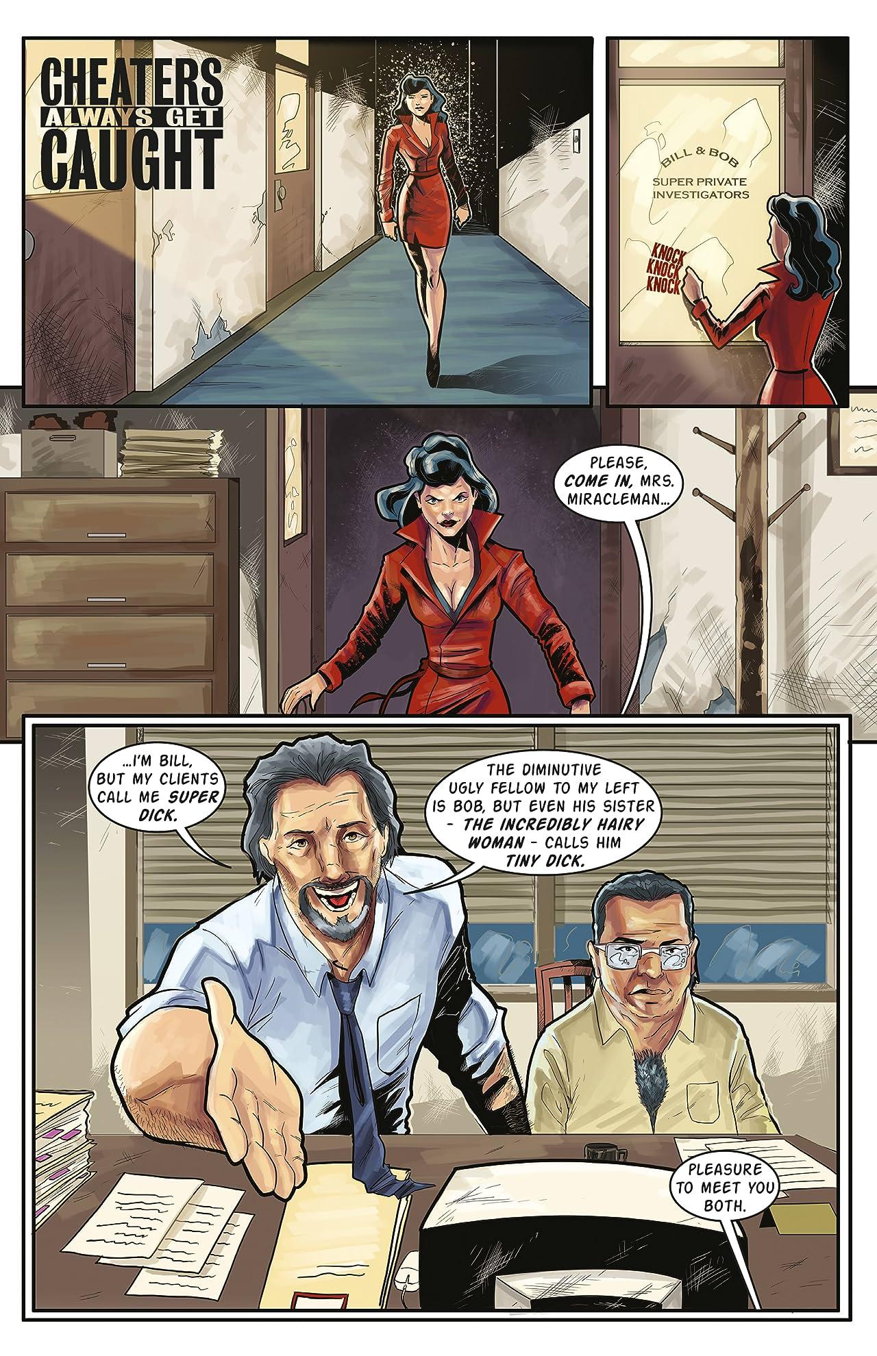 Super Dick #1