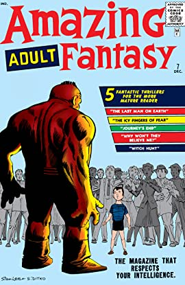 Amazing Adult Fantasy (1961-1962) #7