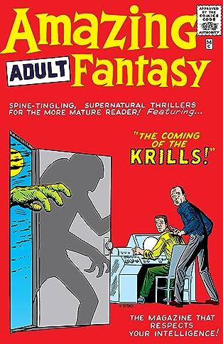 Amazing Adult Fantasy (1961-1962) #8