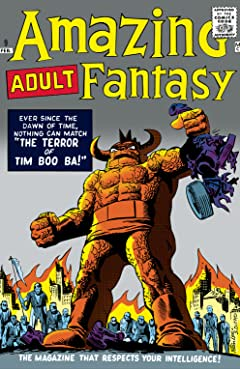 Amazing Adult Fantasy (1961-1962) #9