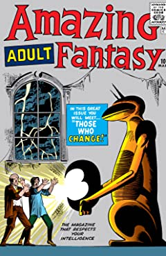 Amazing Adult Fantasy (1961-1962) #10