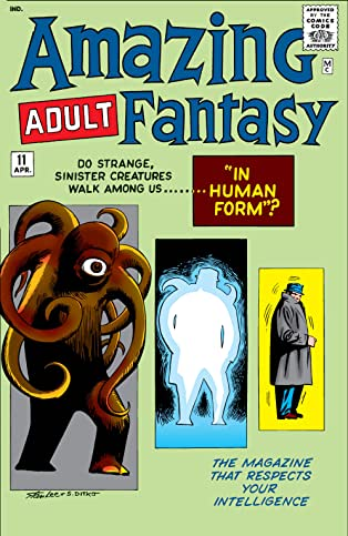 Amazing Adult Fantasy (1961-1962) #11