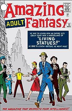 Amazing Adult Fantasy (1961-1962) #12