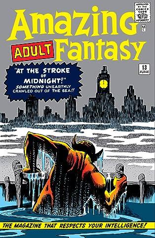 Amazing Adult Fantasy (1961-1962) #13