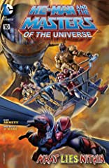 He-Man and the Masters of the Universe (2013-) #10