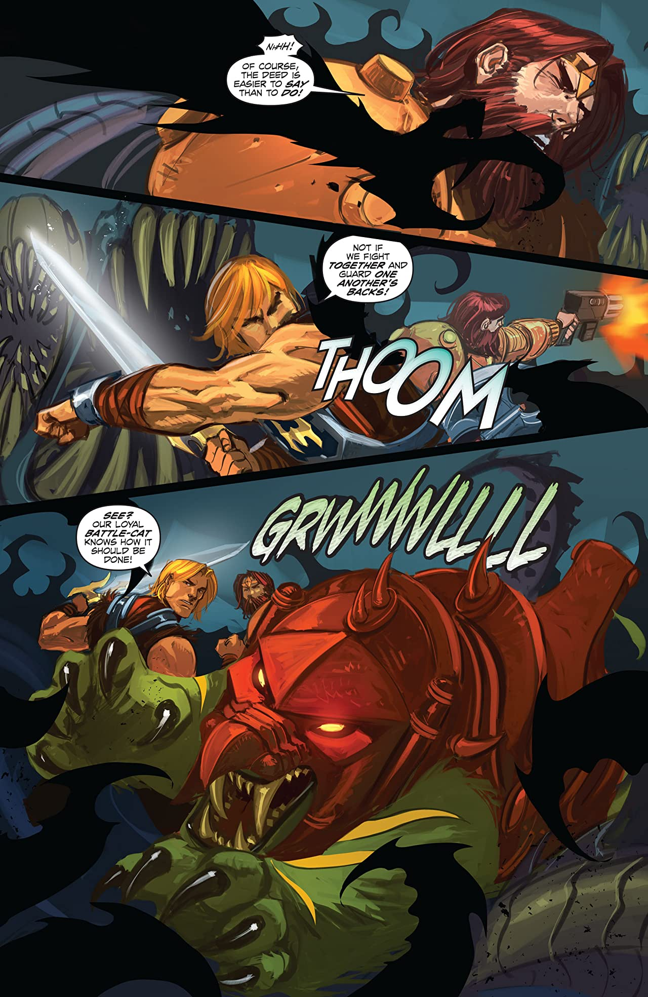 He-Man and the Masters of the Universe (2013-2014) #10