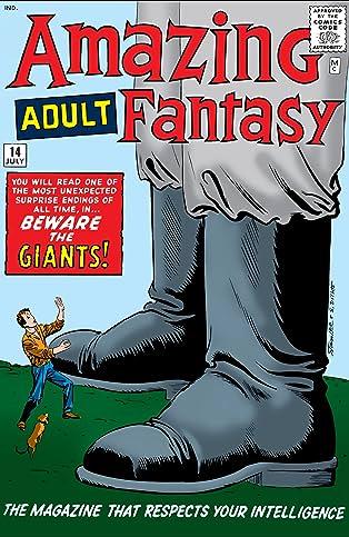 Amazing Adult Fantasy (1961-1962) #14