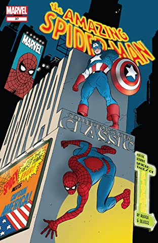 Amazing Spider-Man (1999-2013) Annual #37