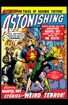 Astonishing (1951-1957) #3