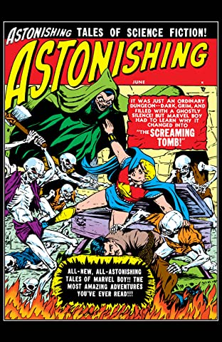Astonishing (1951-1957) #4