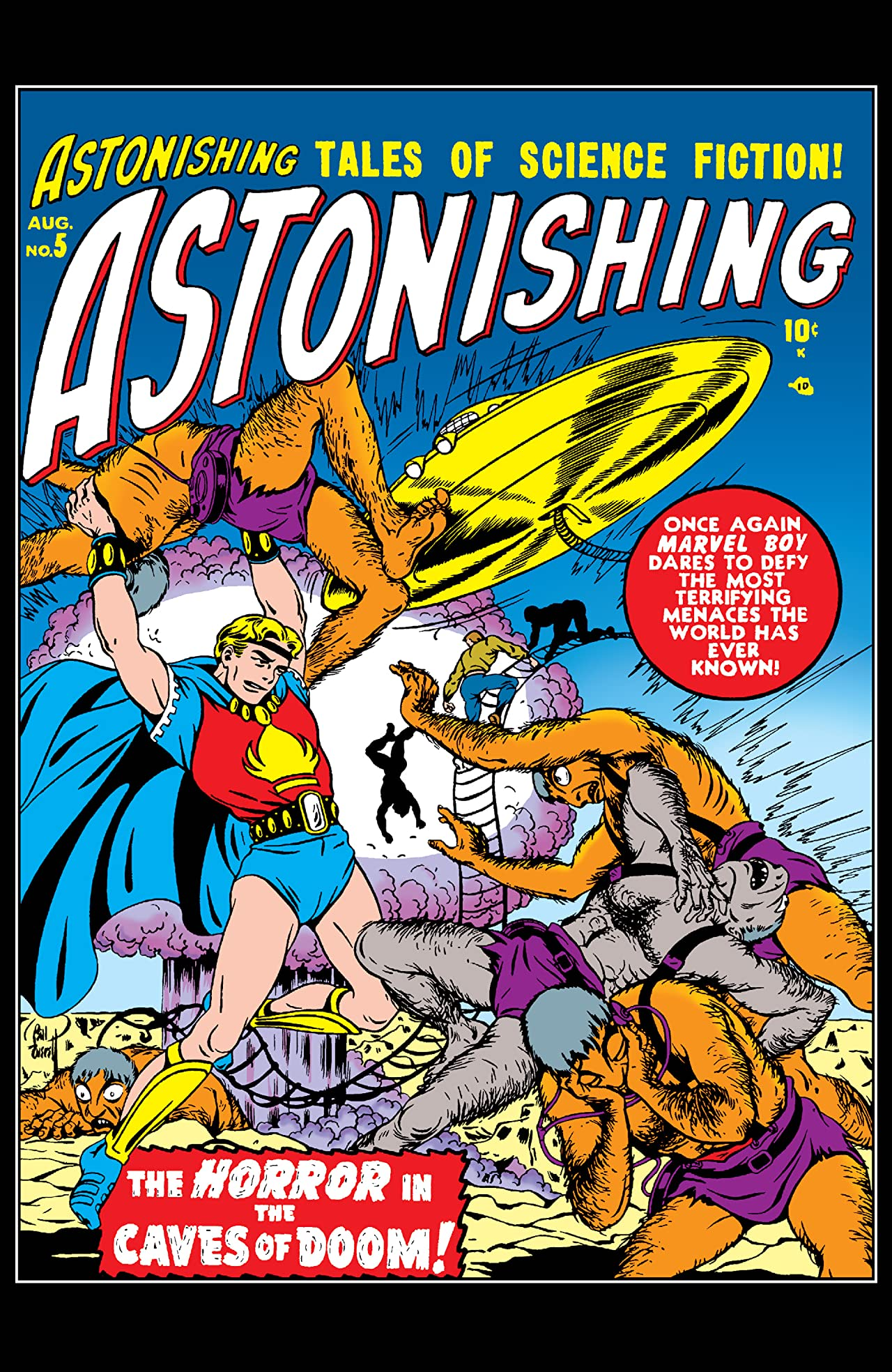 Astonishing (1951-1957) #5