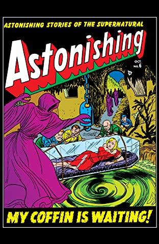Astonishing (1951-1957) #6