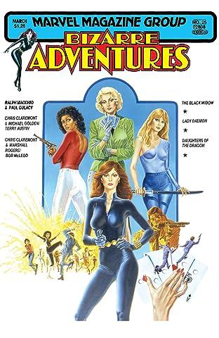 Bizarre Adventures (1981-1983) #25