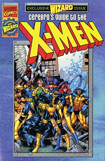 Cerebro's Guide to the X-Men (1998) #1