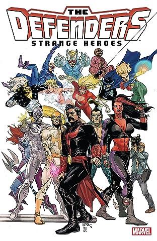 Defenders: Strange Heroes (2012) #1