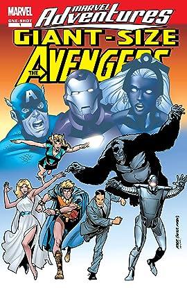 Giant-Size Marvel Adventures Avengers (2007) #1