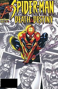 Spider-Man: Death and Destiny (2000) No.1 (sur 1)