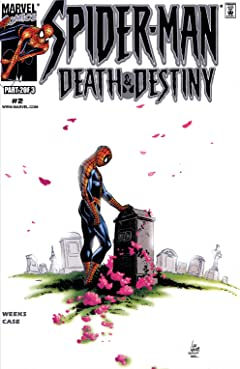 Spider-Man: Death and Destiny (2000) No.2 (sur 2)