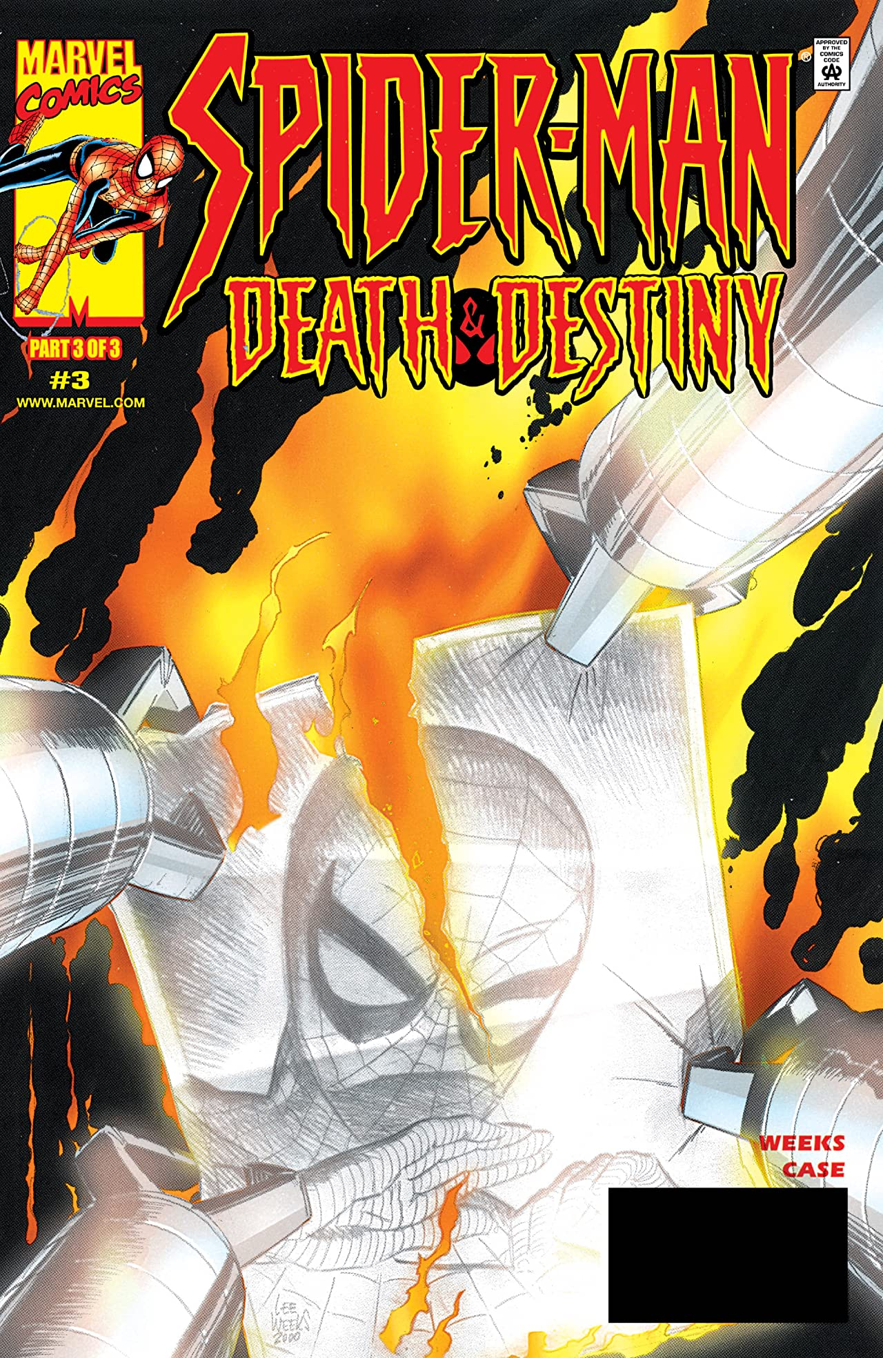 Spider-Man: Death and Destiny (2000) #3 (of 3)