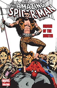Spider-Man: Origin of the Hunter (2010) #1
