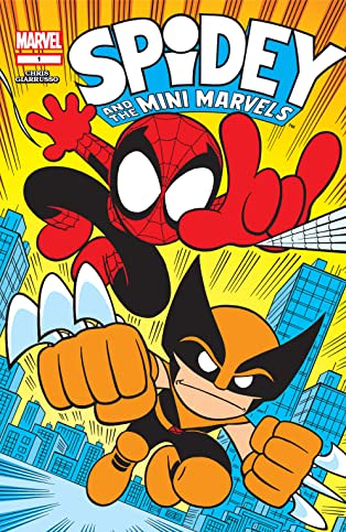 Spidey And The Mini Marvels (2003) #1