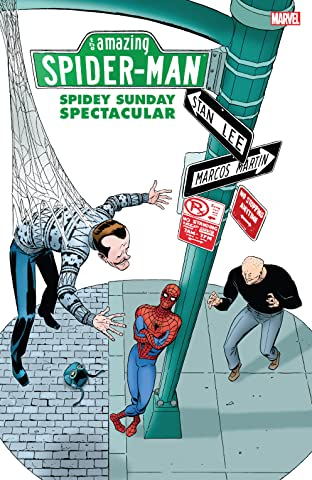 Spidey Sunday Spectacular (2011) #1