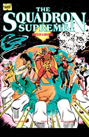 Squadron Supreme: Death of a Universe (1989) #1