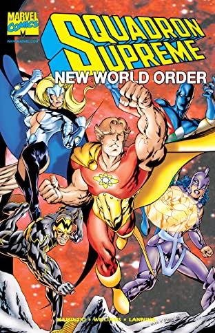 Squadron Supreme: New World Order (1998) #1
