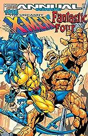 Uncanny X-Men / Fantastic Four '98 Annual (1998) #1