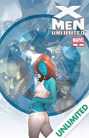 X-Men Unlimited (1993-2003) #40
