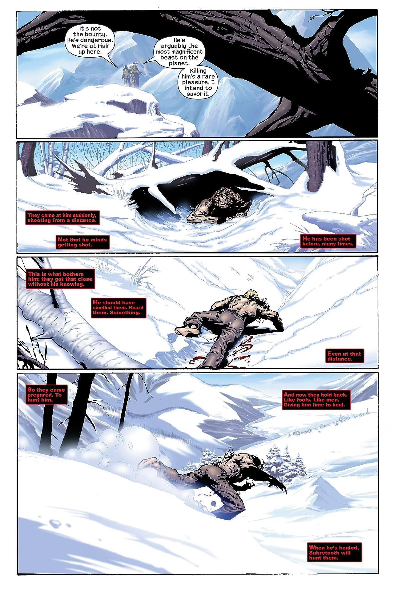 X-Men Unlimited (1993-2003) #40